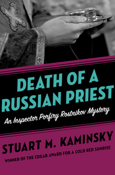 Buy Death of a Russian Priest at Amazon