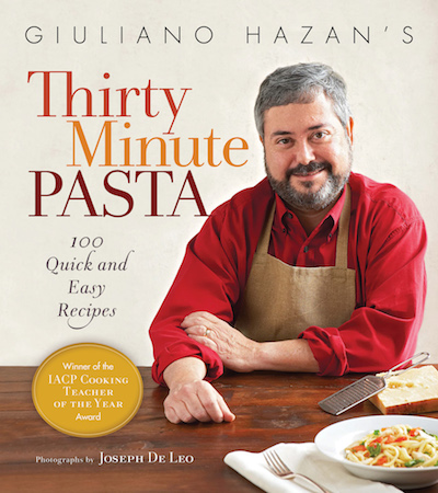 Buy Giuliano Hazan's Thirty Minute Pasta at Amazon