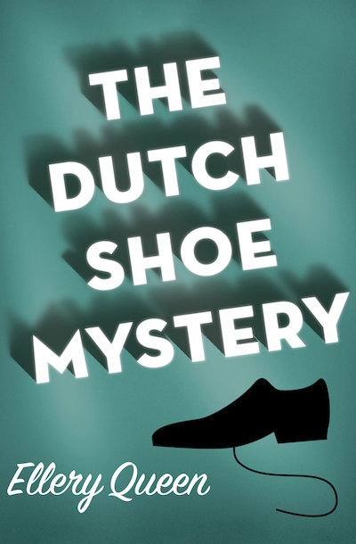 Buy The Dutch Shoe Mystery at Amazon