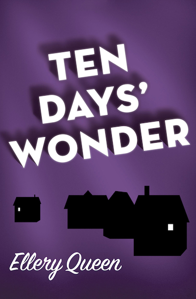 Buy Ten Days' Wonder at Amazon