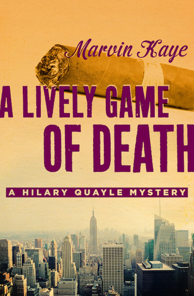 Buy A Lively Game of Death at Amazon