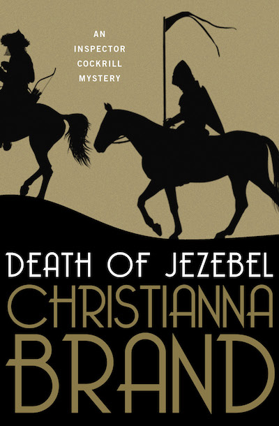 Buy Death of Jezebel at Amazon