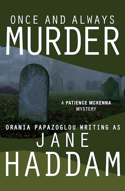 Buy Once and Always Murder at Amazon