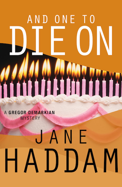 Buy And One to Die On at Amazon