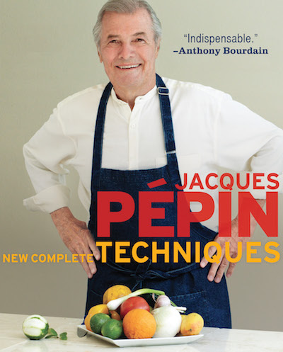 Buy Jacques Pépin New Complete Techniques at Amazon
