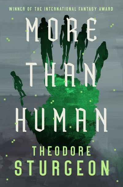 Buy More Than Human at Amazon