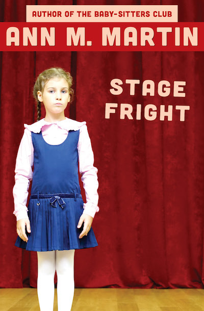 Buy Stage Fright at Amazon