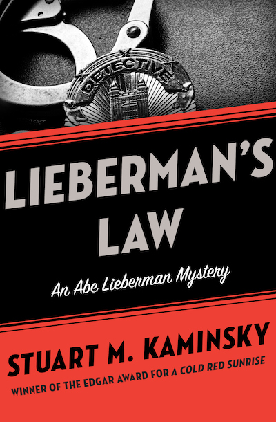 Buy Lieberman's Law at Amazon