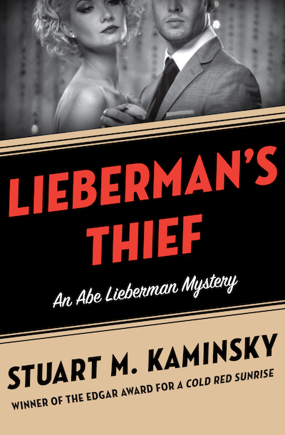 Buy Lieberman's Thief at Amazon