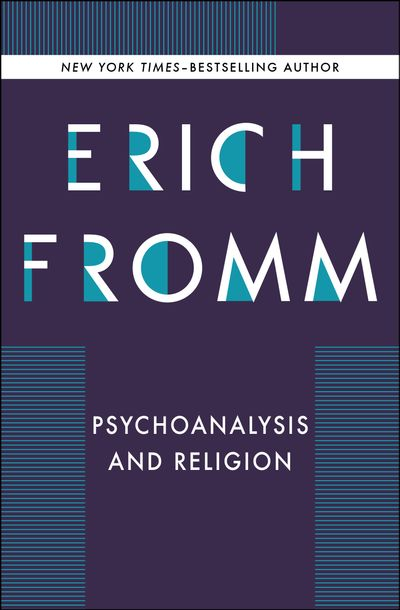 Buy Psychoanalysis and Religion at Amazon