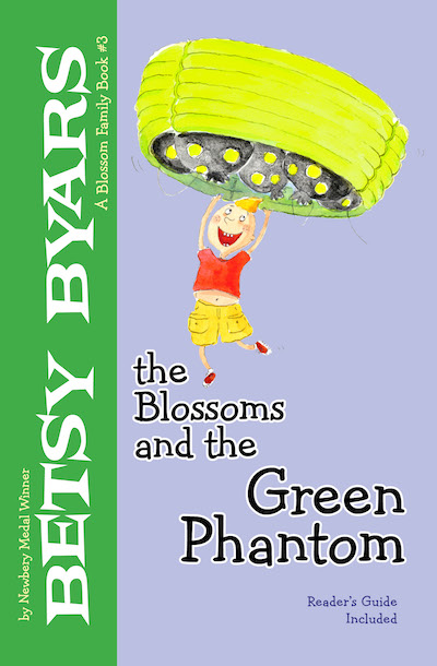 Buy The Blossoms and the Green Phantom at Amazon