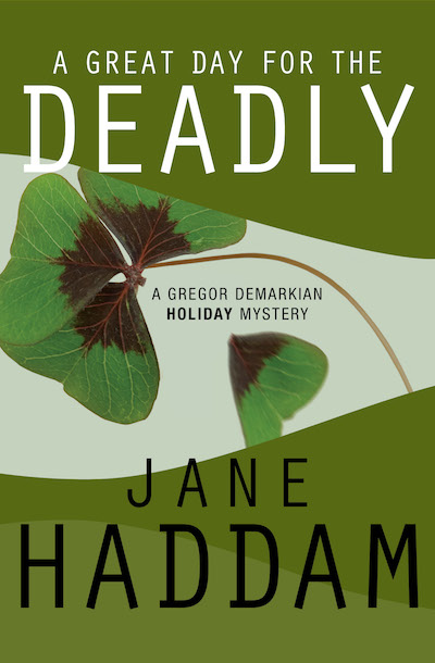 Buy A Great Day for the Deadly at Amazon