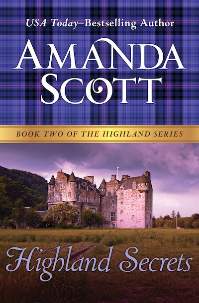 Buy Highland Secrets at Amazon