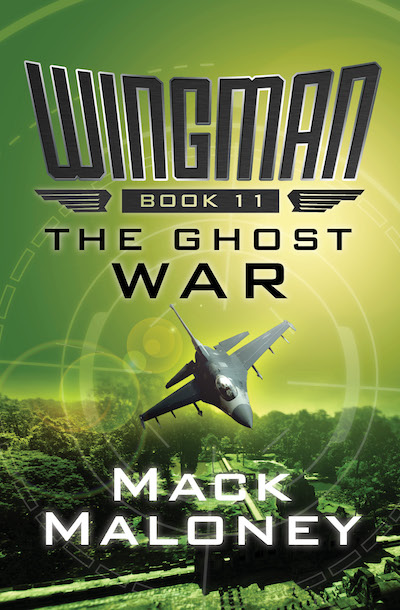 Buy The Ghost War at Amazon