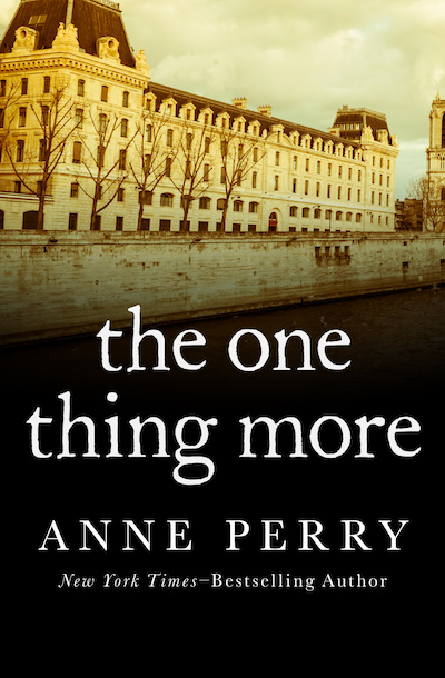 Buy The One Thing More at Amazon
