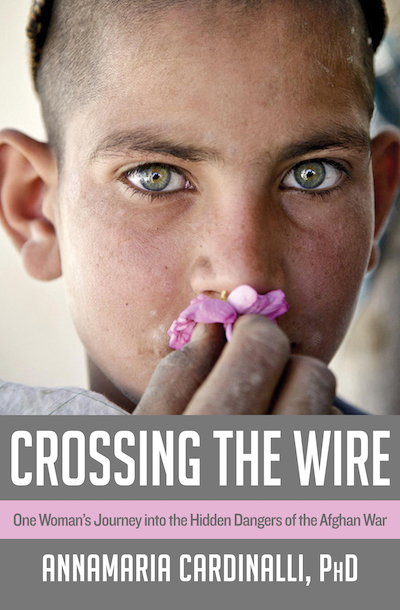 Buy Crossing the Wire at Amazon