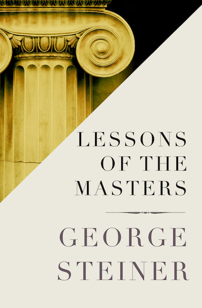 Buy Lessons of the Masters at Amazon