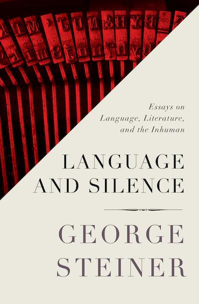 Buy Language and Silence at Amazon