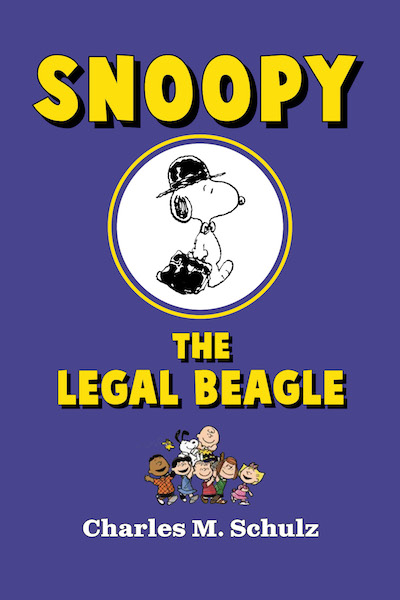 Buy Snoopy the Legal Beagle at Amazon