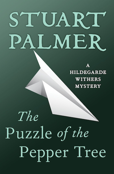 Buy The Puzzle of the Pepper Tree at Amazon