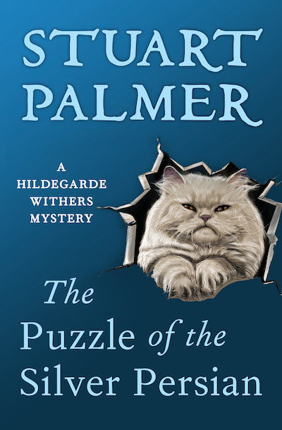 Buy The Puzzle of the Silver Persian at Amazon