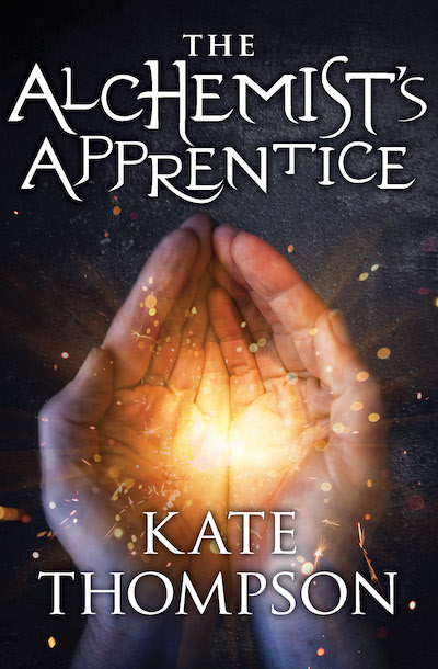 Buy The Alchemist's Apprentice at Amazon