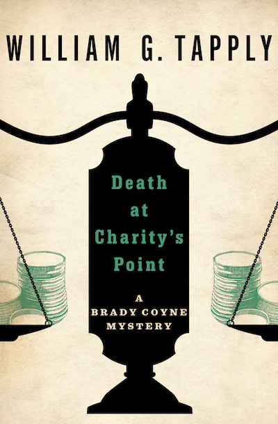 Buy Death at Charity's Point at Amazon