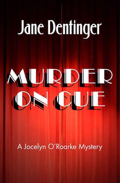Buy Murder on Cue at Amazon