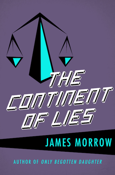 Buy The Continent of Lies at Amazon
