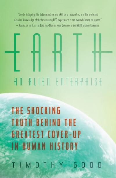 Buy Earth: An Alien Enterprise at Amazon