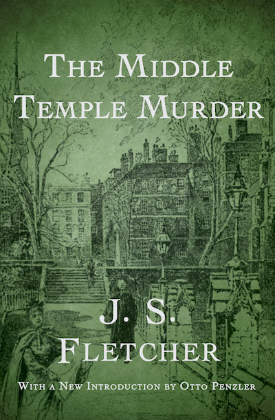 Buy The Middle Temple Murder at Amazon
