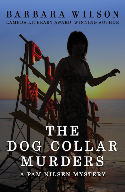 Buy The Dog Collar Murders at Amazon