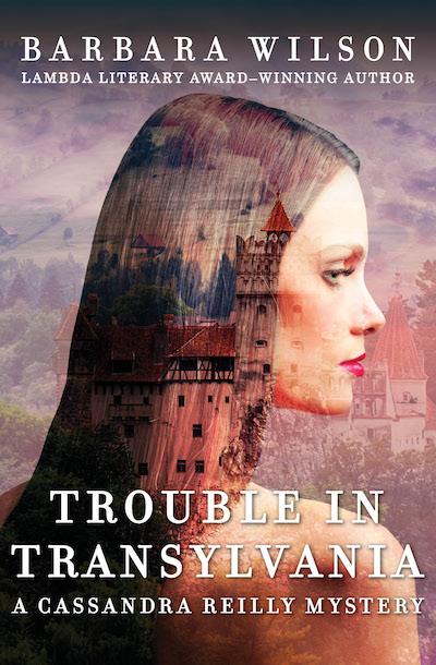 Buy Trouble in Transylvania at Amazon