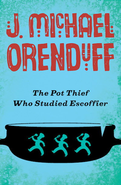 Buy The Pot Thief Who Studied Escoffier at Amazon