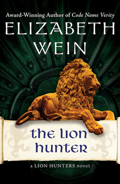 Buy The Lion Hunter at Amazon