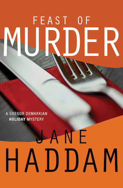 Buy Feast of Murder at Amazon