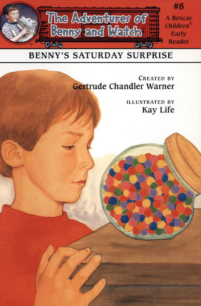 Benny's Saturday Surprise