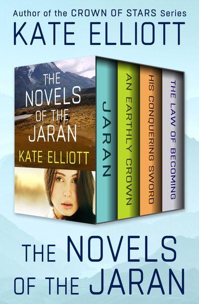 Buy The Novels Of Jaran At Amazon