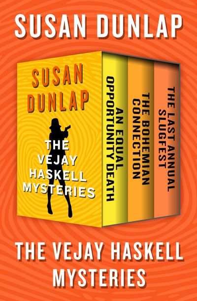The Vejay Haskell Mysteries
