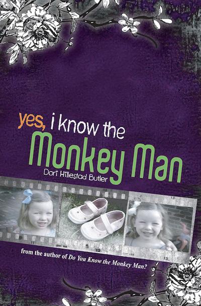 Buy Yes, I Know the Monkey Man at Amazon