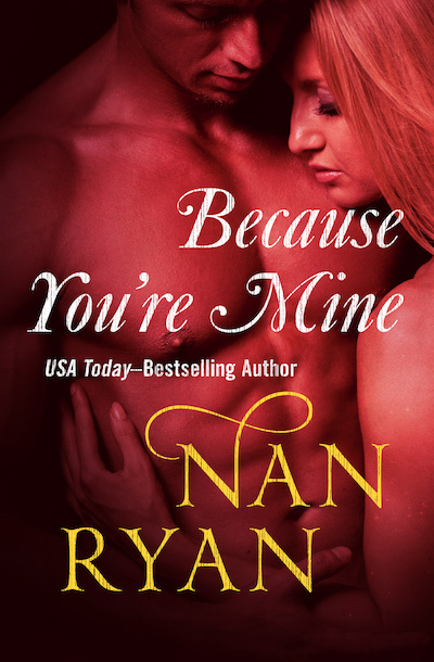 Buy Because You're Mine at Amazon