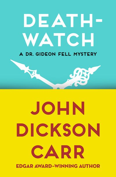 Buy Death-Watch at Amazon