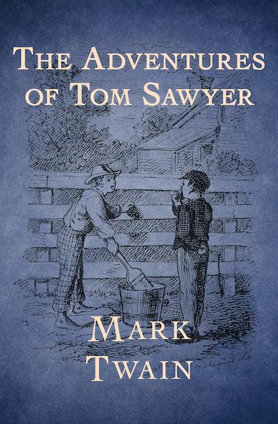Buy The Adventures of Tom Sawyer at Amazon