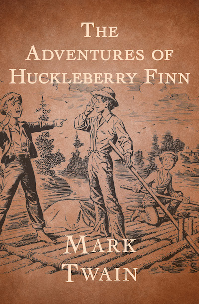an analysis of hucks personal morals in mark twains novel the adventures of huckleberry finn
