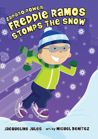 Buy Freddie Ramos Stomps the Snow at Amazon