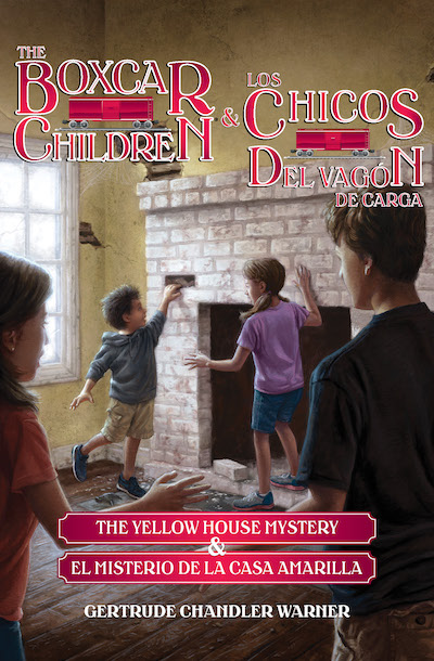 The Yellow House Mystery & El misterio de la casa amarilla