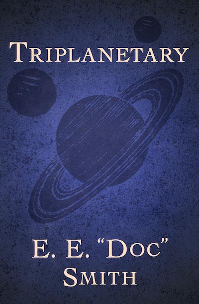 Buy Triplanetary at Amazon
