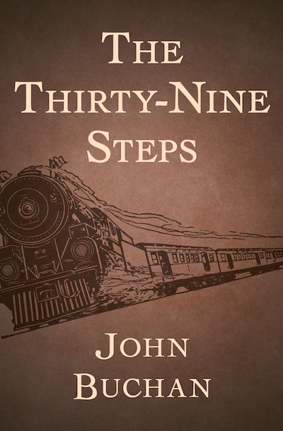 Buy The Thirty-Nine Steps at Amazon