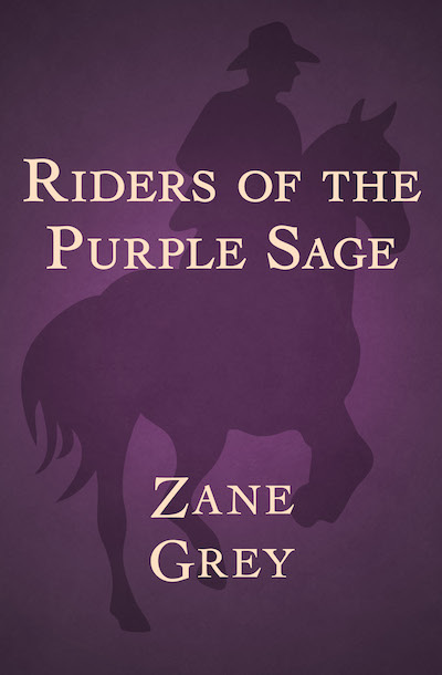 Buy Riders of the Purple Sage at Amazon