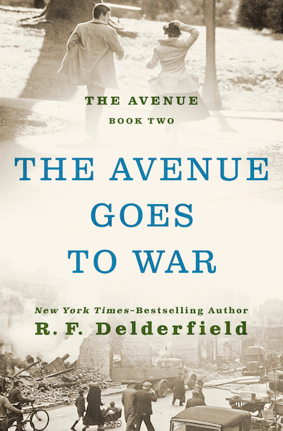 Buy The Avenue Goes to War at Amazon